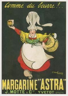 Carte publicitaire Margarine Astra http://www.carterie-poitiers.com/92-cartes-publicitaires-anciennes-publicites-reproductions?p=3