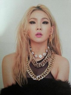 I think i love cl because of her eyes. Yes!