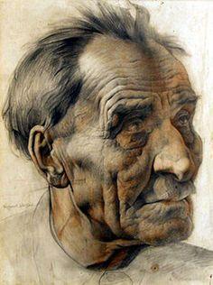 Portrait of an Old Man, c.1920
