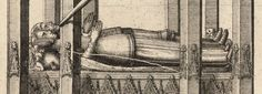 Blanche of Lancaster died on the 12th September 1368. She was the first wife of John of Gaunt and the mother of Henry IV.