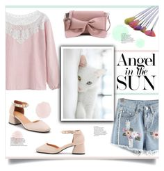 Angel In The Sun by mahafromkailash on Polyvore featuring polyvore fashion style clothing