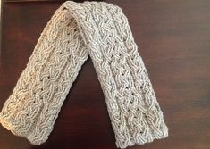 Need a stunning crochet scarf? Check out this gorgeous crochet Milan Cable Scarf by Noelle Stiles. The cables design is stunning and any scarf made using this pattern is interesting and irresistible. The pattern is also free for only a limited time, so make sure you pay it a visit asap. ———————————————————————– Description: An intricate …