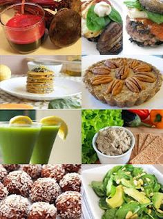 A vegan and gluten free meal planner...what a treat and ever so delicious