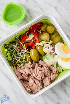 Filozofia Smaku: Make bento, not war! Good Food, Yummy Food, Cheap Easy Meals, Work Meals, Cooking Recipes, Healthy Recipes, Food Design, Best Food Ever, Food Inspiration