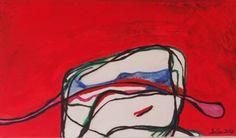 räum deinen kopf auf, Acryl auf Leinen, 50x70 cm, 2012 Painting, Photography, Linen Fabric, Painting Art, Art, Paintings, Paint, Draw
