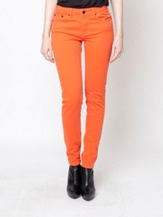 Religion Guilty/tormented jeans Orange - House of Fraser