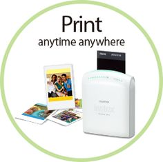 instax SHARE Smartphone Printer SP-1 | FUJIFILM Must. Have. One