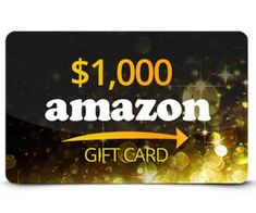 Best Gift Cards, Itunes Gift Cards, Free Gift Cards, Free Gifts, Best Gifts, Amazon Card, Amazon Gifts, Amazon Christmas Gifts, 1000 Gifts