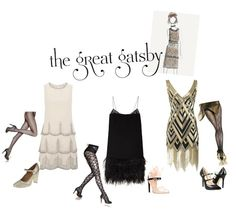 Great Gatsby Fashion - Discover Pique