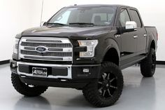 lifted 2015 f150 - Google Search