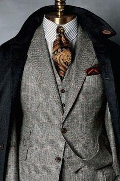 New fashion mens formal gentleman style suits ideas Sharp Dressed Man, Well Dressed Men, Moda Do Momento, Mode Man, Mode Costume, Herren Style, Herren Outfit, Mens Fashion Suits, Best Mens Suits
