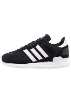 sports shoes bf686 2c1d4 adidas Originals. ZX 700 - Trainers - core blackfootwear white. Care  instructions