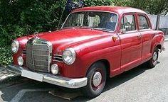 Mercedes-Benz W120 1953