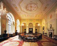 Bank of England open door