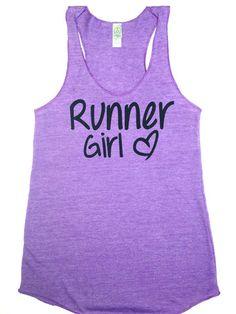 Runner Girl Tank