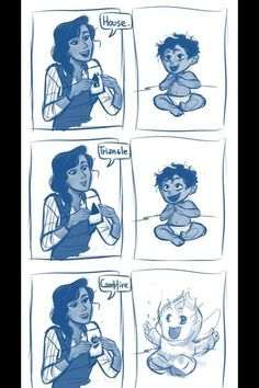 If you've seen the incredibles, than this is 10x funnier Leo Valdez everyone: