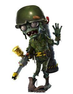 Gaming Blog : Plant vs. Zombies Garden Warfare
