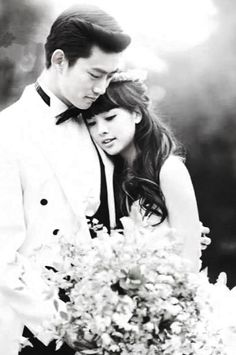 Ok Taec Yeon Gui On We Got Married Global Wedding Shots