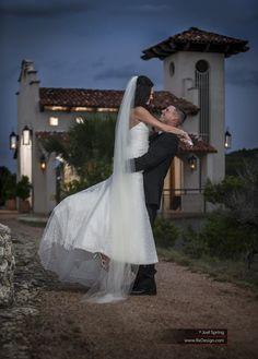 Shana and Adam's wedding day at Chapel Dulcinea, Dripping Springs, TX