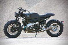 BMW 1200R Custom Motorcycle by Lazareth 1