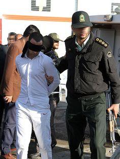 Iran -04/01/2015: Three men hanged in public in northeastern town