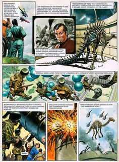 The Trigan Empire - Look and Learn issue 724(b) (Original) art by The Trigan…