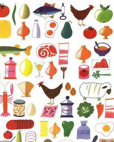 """641 Me gusta, 5 comentarios - òscar dalmau (@philmusical) en Instagram: """"Il·lustració infantil del francès Alain Grée (1960s) #alaingrée #alaingree #illustration…"""""""