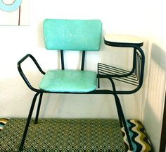Telephone bench chair phone book holder Gossip chair by Mossalyn
