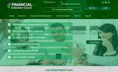 Подробнее о проекте читайте перейдя по ссылке ниже FINANCIALSTRATEGY LIMITED #hyip #хайп #hyipzanoza #новыйхайп #инвестиции