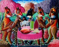 Carrie Art Gallery - Fritz Merise -2801, USD600.00 (http://www.carrieartgallery.com/fritz-merise-2801/)