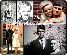 Dolly Parton ...~& her husband Carl Dean
