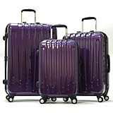 Hard-Shell Purple Luggage - $149.85 - $489.85 at The Purple Store