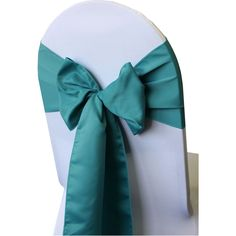 Wholesale Lamour Chair Sashes for Weddings, Wedding Chair Sash Ties, Chair Bows Wedding Chair Sashes, Wedding Tablecloths, Wedding Sash, Wedding Chairs, Wedding Reception Decorations, Wedding Ideas, Table Decorations, Teal Table, Teal Chair
