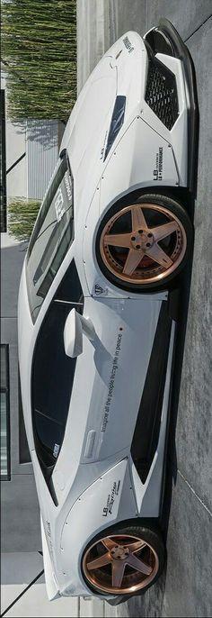 (°!°) Lamborghini Huracan Liberty Walk