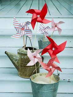 DIY {Red, White, and Blue}