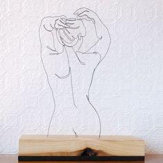 escultura-alambre-01.jpg (600×600)
