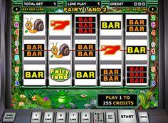 """Hedelmäpeli Fairy Land 2 pelata verkossa. Hedelmäpeli Fairy Land 2 luoma Belatra, kertoo kiehtova seikkailuista sammakko. Koska päähenkilö laitteen useimmat pelaajat kutsuvat häntä """"Sammakko 2"""". Hän on 5 kiekkoa, 9 voittolinjaa ja merkki Wild. On peli kaksinkertaistaa, voidaan merkittävästi lisätä voittoja. Myös pelikoneen Fairy Land 2 on"""
