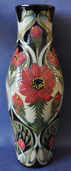 Moorcroft Pottery Adonis 120/16 Vicky Lovatt Limited Edition of 100 http://www.bwthornton.co.uk/moorcroft.php