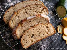 Cuketový Dobrák – Vůně chleba Bread, Food, Brot, Essen, Baking, Meals, Breads, Buns, Yemek