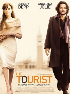 The Tourist, 2010 #johnnydepp #angelinajolie #idolos