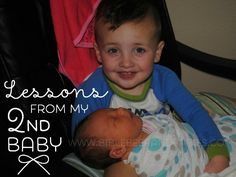 Lessons from my Second Baby - Bible, Beer and Babies