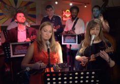 Um, Amanda... Karaoke to a ukulele band, KaraUke.  Yes, please!!!