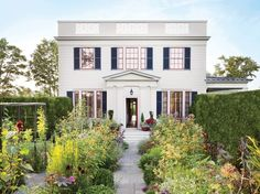 5 simple things to add curb appeal.