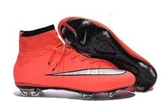 newest 1a74f f0489 Comprar Ofertas de yurmery Zapatos de fútbol para hombre naranja Botas