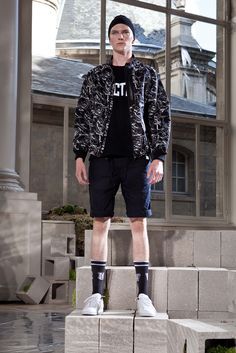 White Mountaineering, Look #11