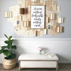 #Diy #wall #books