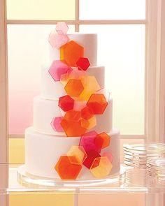 El pastel para mi boda