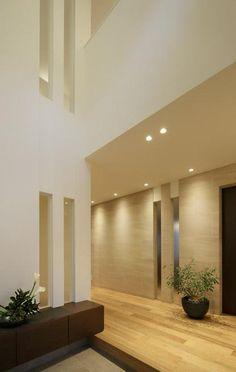 厳選素材のやさしい住まいの部屋 玄関ホール1