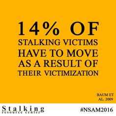 Stalking personality