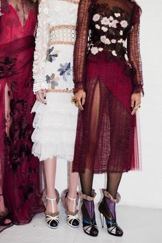 Rodarte Autumn/Winter 2016-17 Ready to wear